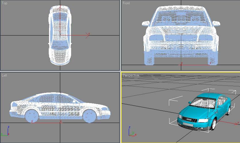 3d модели машин - фото 10